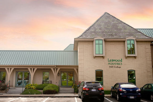 Leawood Pediatrics - Parking
